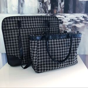 Bueno Duo Laptop Work & Lunch Bag